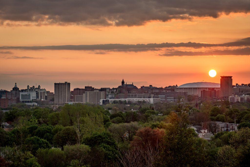 Syracuse orange dawn