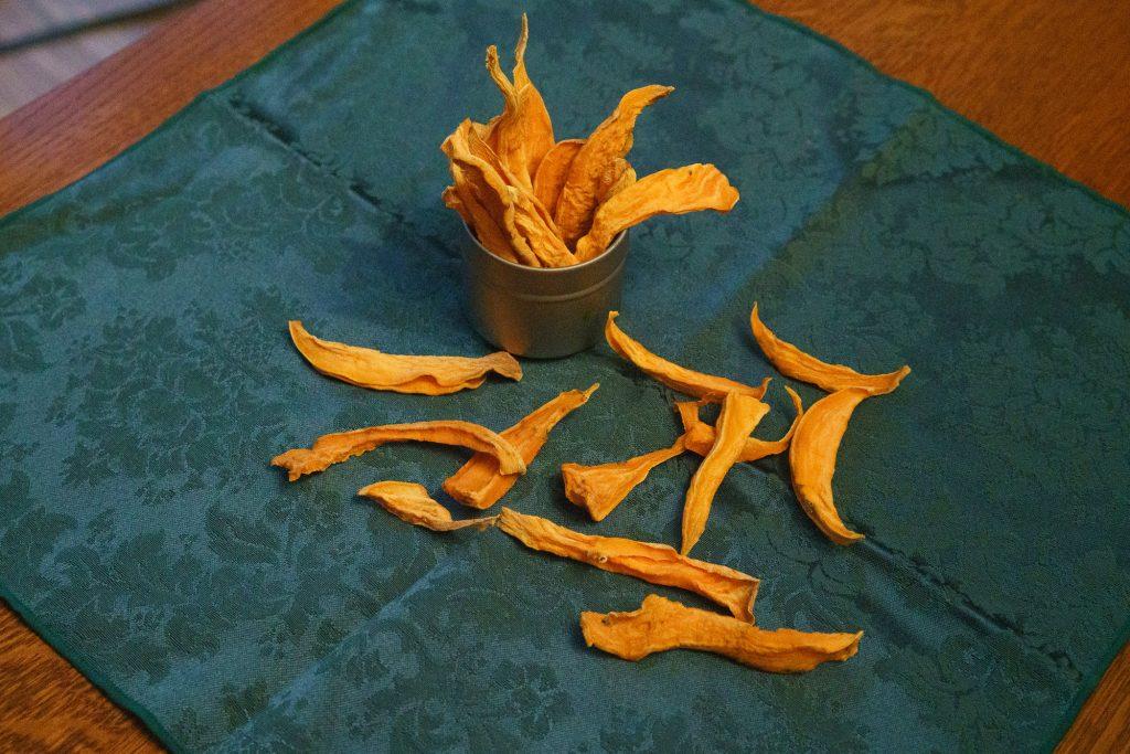 sweet potato chews