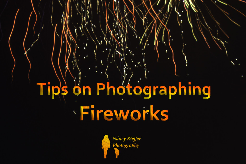 Tips on Photographing Fireworks